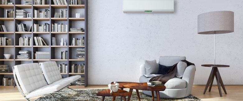 Enjoy unparalleled comfort with an inverting ductless system!