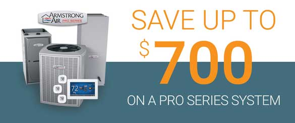 Save up to $700 on a Pro Series System