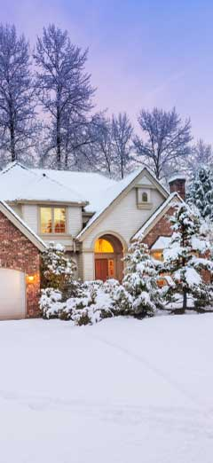 Furnace not keeping you warm all winter? Call At Temp Mechanical today for expert furnace services or to have a new system installed!